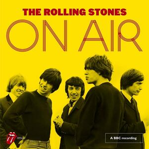 CD On Air (Deluxe Edition) Rolling Stones