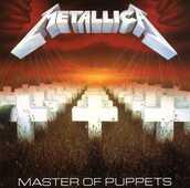 CD Master of Puppets Metallica