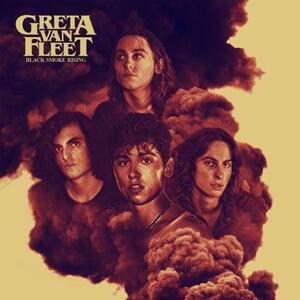 Black Smoke Rising Ep - Vinile LP di Greta Van Fleet