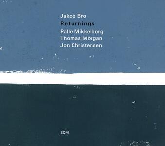Returnings - CD Audio di Jakob Bro