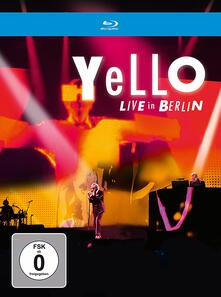 Live in Berlin (Blu-ray) - Blu-ray di Yello