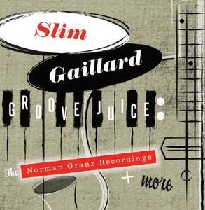 CD Groove Juice Slim Gaillard