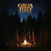 CD From the Fires Greta Van Fleet