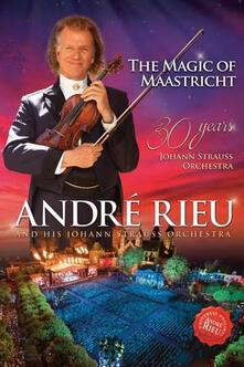 The Magic of Maastricht. 30 Years of the Johann Strauss Orchestra (DVD) - DVD