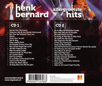 Allergrootste Hits - CD Audio di Henk Bernard - 2