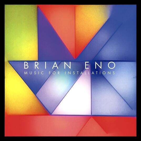 Music for Installations (Box Set + Book) - CD Audio di Brian Eno