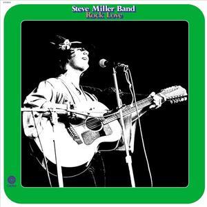 Rock Love - Vinile LP di Steve Miller