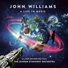 CD A Life in Music John Williams London Symphony Orchestra