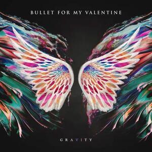 CD Gravity Bullet for My Valentine