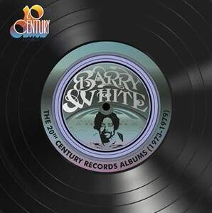 The 20th Century Records - Vinile LP di Barry White
