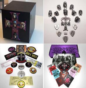 Locked n' Loaded (Box Set Limited Edition) - Vinile LP + CD Audio + Blu-ray Audio di Guns N' Roses - 3