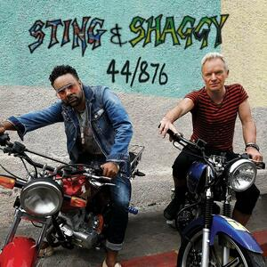 44/876 - Vinile LP di Shaggy,Sting
