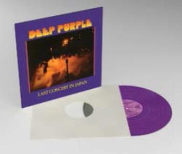 Last Concert in Japan - Vinile LP di Deep Purple - 2