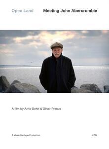 Open Land. Meeting John Abercrombie (DVD) - DVD