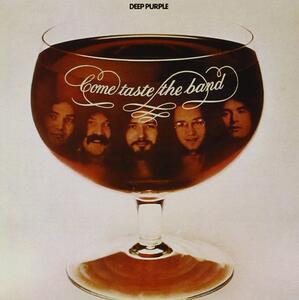Come Taste the Band (Purple Coloured Vinyl) - Vinile LP di Deep Purple