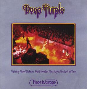 Made in Europe (Purple Coloured Vinyl) - Vinile LP di Deep Purple