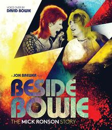 Beside Bowie: The Mick Ronson Story (DVD) - DVD