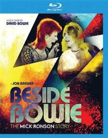 Beside Bowie: The Mick Ronson Story (Blu-ray) - Blu-ray