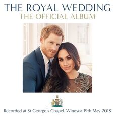 CD The Royal Wedding. The Official Album