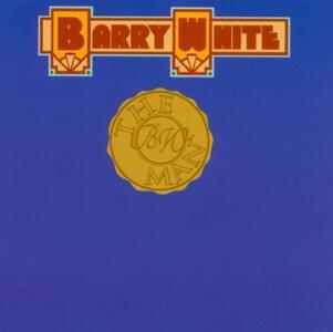 Vinile The Man Barry White