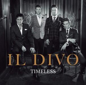 Timeless - CD Audio di Il Divo