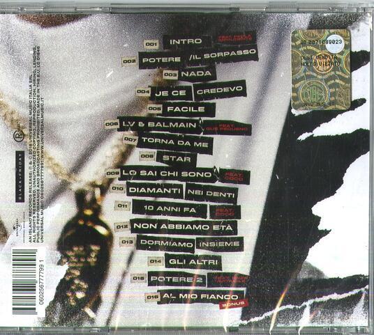 Potere - CD Audio di Luchè - 2