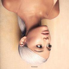 CD Sweetener Ariana Grande