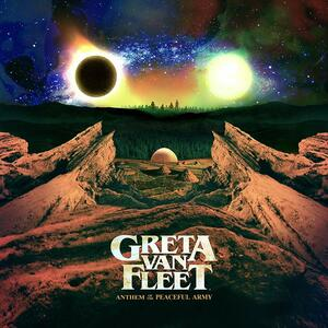 Anthem of the Peaceful Army - Vinile LP di Greta Van Fleet