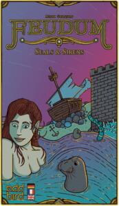 Feudum Edizione Inglese. Seals & Sirens