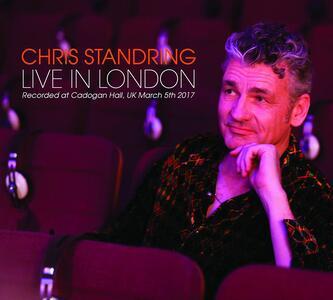 Live in London - CD Audio di Chris Standring