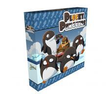 Plucky Penguins. Gioco da tavolo