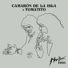Montreux 1991 (45 RPM) - Vinile LP di Camaron de la Isla