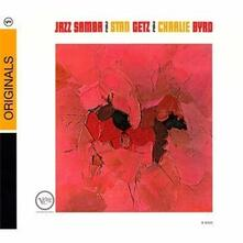 Jazz Samba - Vinile LP di Stan Getz,Charlie Byrd