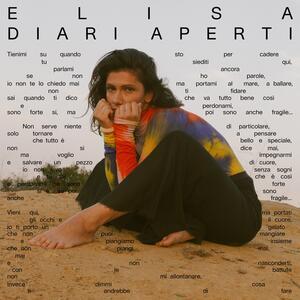 Diari aperti - CD Audio di Elisa