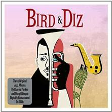 Bird & Diz - Vinile LP di Dizzy Gillespie,Charlie Parker