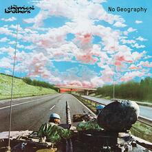 No Geography (Limited Edition) - CD Audio di Chemical Brothers