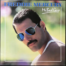 Mr. Bad Guy - Vinile LP di Freddie Mercury