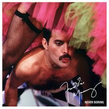 Never Boring - Vinile LP di Freddie Mercury