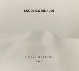 CD Seven Days Walking. Day 1 Ludovico Einaudi