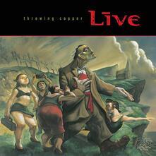 Throwing Copper (25th Anniversary Edition) - Vinile LP di Live