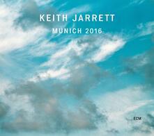 Munich 2016 - CD Audio di Keith Jarrett