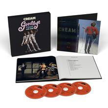 Goodbye Tour. Live 1968 (Box Set) - CD Audio di Cream