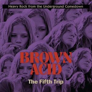 Brown Acid. Fifth Trip - Vinile LP