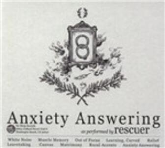 Anxiety Answering - CD Audio di Rescuer