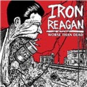 Worse Than Death - Vinile LP di Iron Reagan