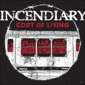 Cost of Living - Vinile LP di Incendiary