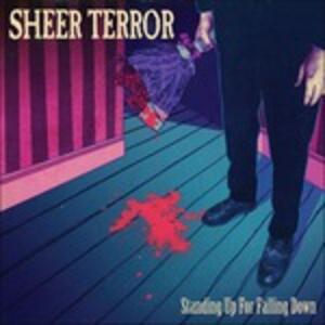 Standing Up for Falling - Vinile LP di Sheer Terror