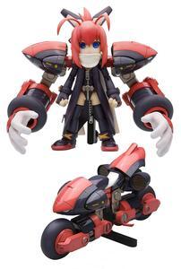 Kotobukiya One-Shot Bug Killer!!: Interceptor Doll Hoihoi-San Oboro Plastic M... (japan import)