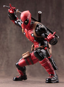 Giocattolo Deadpool. Marvel Now Artfx Statue Kotobukiya