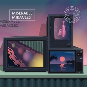 Miserable Miracles - CD Audio di Pinkshinyultrablast